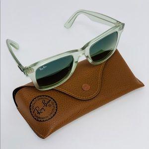 RayBan Ice Pop Wayfarer Sunglasses